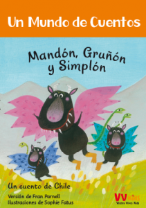 MANDÓN, GRUÑÓN Y SIMPLÓN