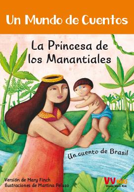LA PRINCESA DE LOS MANANTIALES