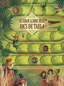 EL GRAN LLIBRE DELS JOCS DE TAULA