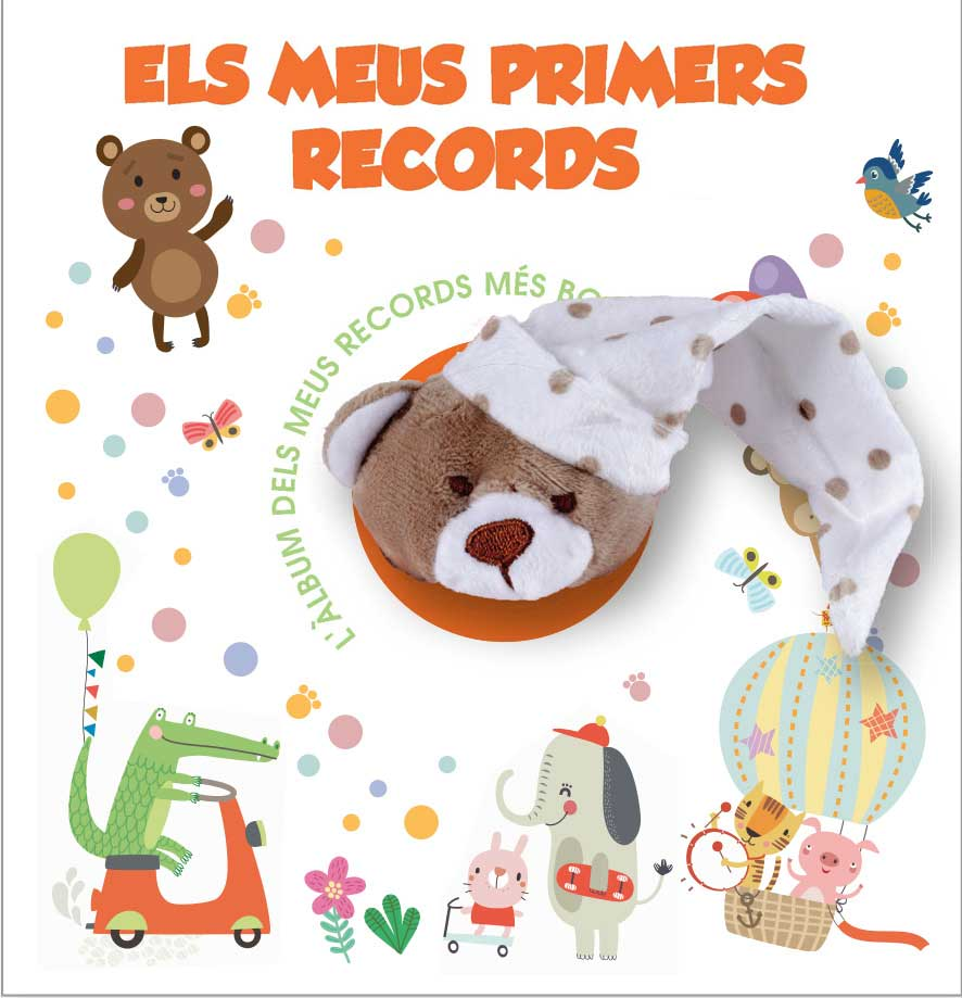ELS MEUS PRIMERS RECORDS