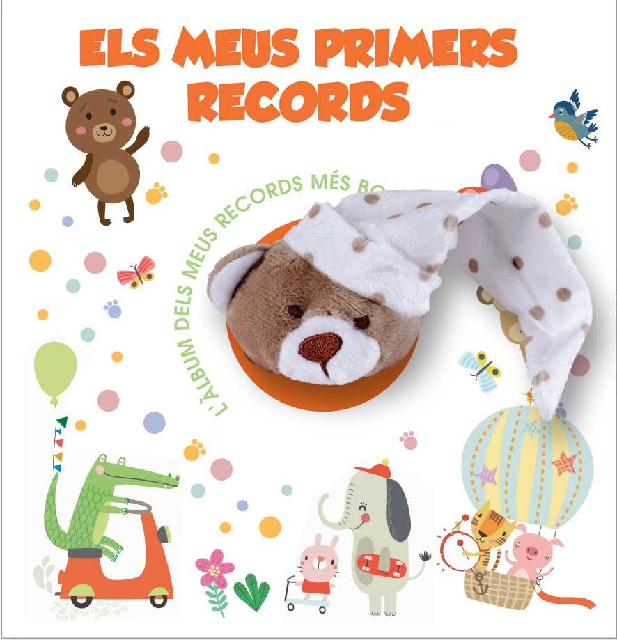 ELS MEUS PRIMERS RECORDS