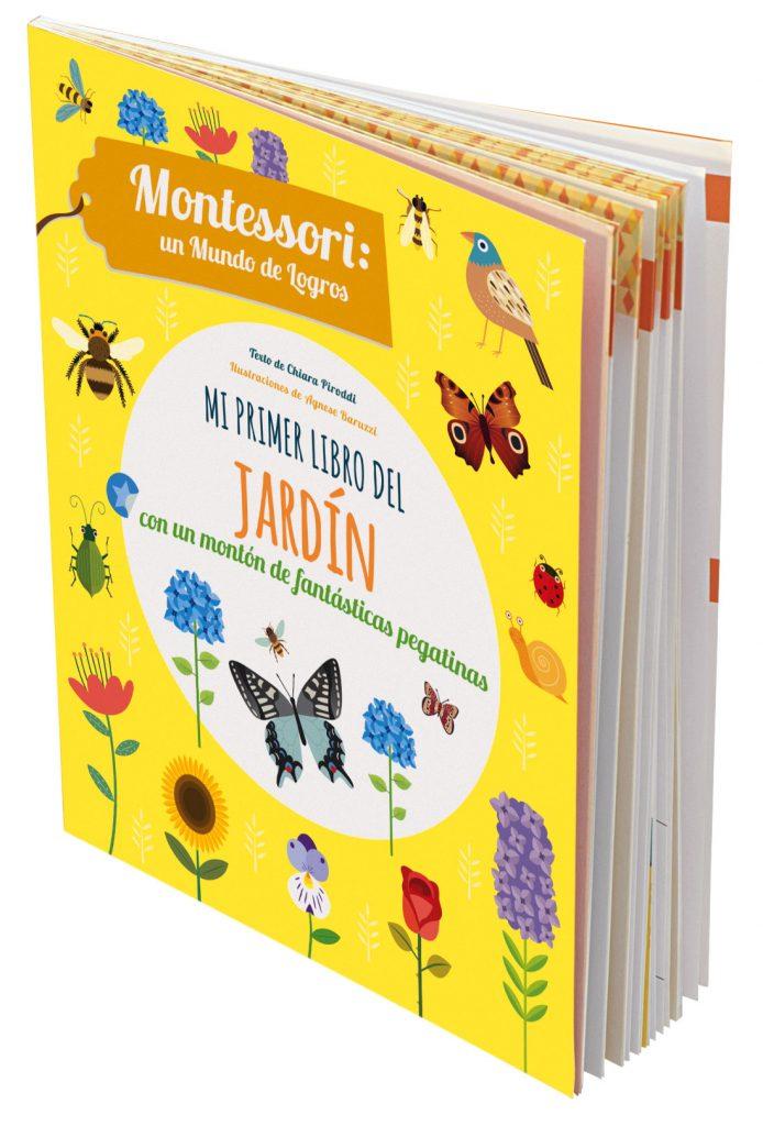 Mi primer libro del JARDÍN