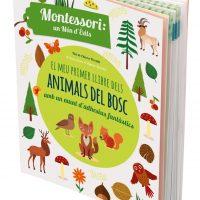 El meu primer llibre dels ANIMALS DEL BOSC