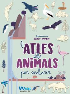 ATLES DELS ANIMALS PER ACOLORIR