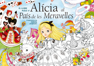 ALICIA AL PAÍS DE LES MERAVELLES