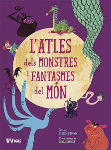 L' ATLES DELS MONSTRES I FANTASMES DEL MÓN