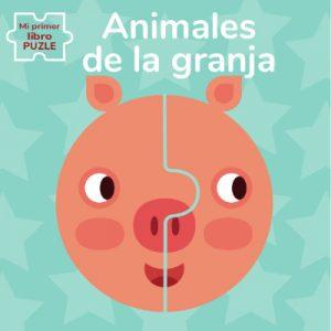 ANIMALES DE GRANJA. MI PRIMER LIBRO PUZLE