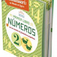 Mi primer libro de NÚMEROS