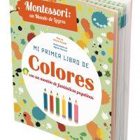 Mi primer libro de COLORES