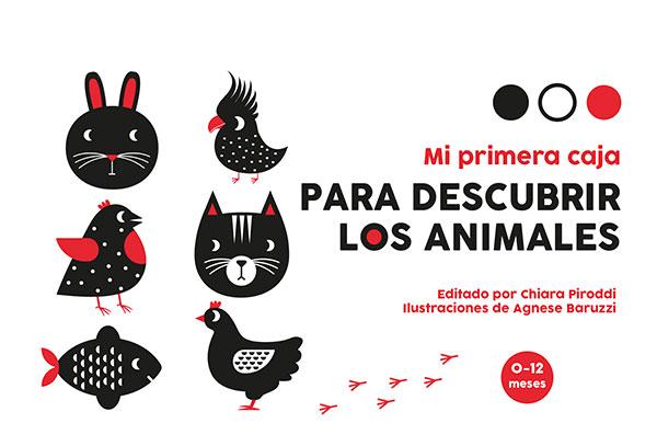 MI PRIMERA CAJA PARA DESCUBRIR LOS ANIMALES